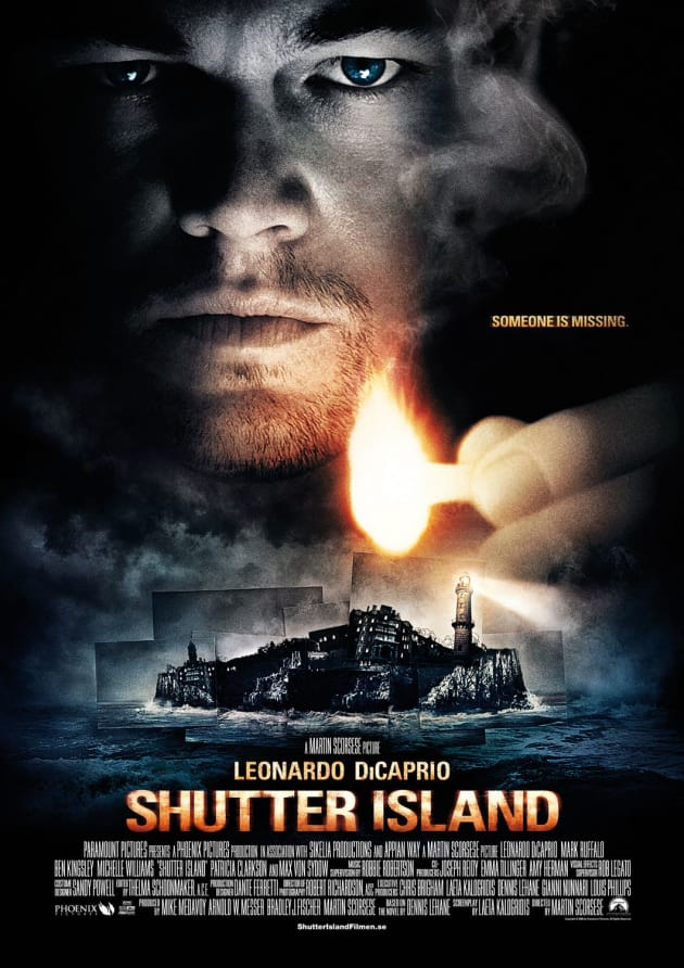 shutter island film review Based on dennis lehane's novel, martin scorsese's shutter island takes place in 1954 on a compound in the middle of boston harbor that specializes in the containment and care of the criminally insane.