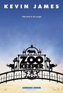 The Zookeeper Teaser Poster