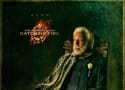 Catching Fire Portraits: President Snow & Finnick Debuts