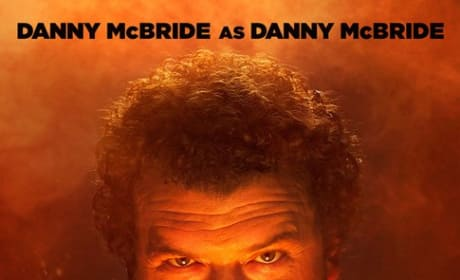 This is the End Danny McBride Poster