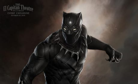 Black Panther Photo