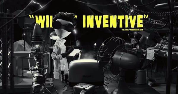 Movie Fanatic on Frankenweenie Trailer