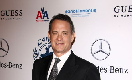 Tom Hanks Set to Present at The Academy Awards
