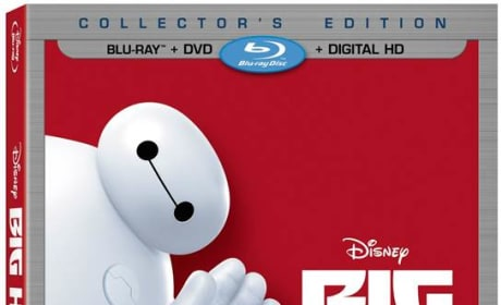 Big Hero 6 DVD Details Announced: Frozen Easter Eggs!