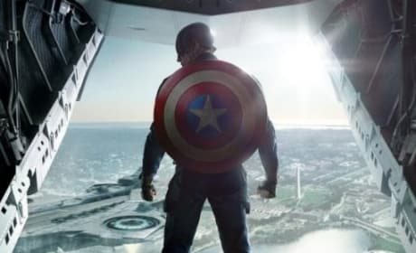 Captain Ameirca The Winter Soldier Chris Evans