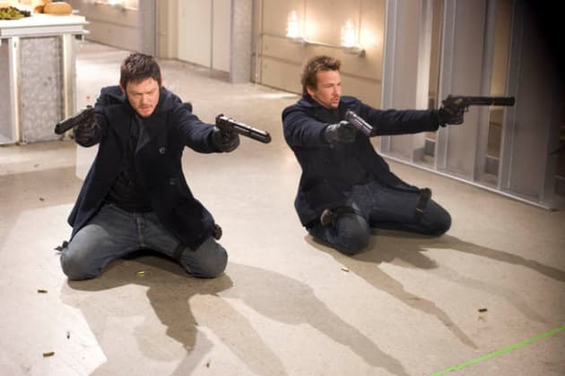 Flanery and Reedus Boondock 2