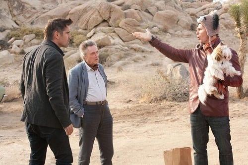 Colin Farrell, Christopher Walken Sam Rockwell Seven Psychopaths
