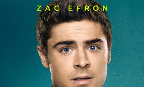 That Awkward Moment Character Posters: Zac Efron Loves Cats