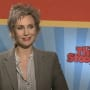 Jane Lynch Talks The Three Stooges
