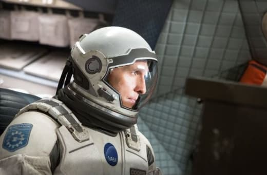 Matthew McConaughey Interstellar Still Photo