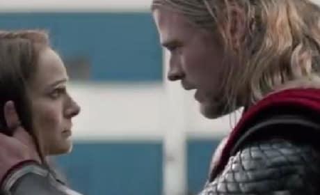 Thor The Dark World: First TV Spot Features More Jamie Alexander