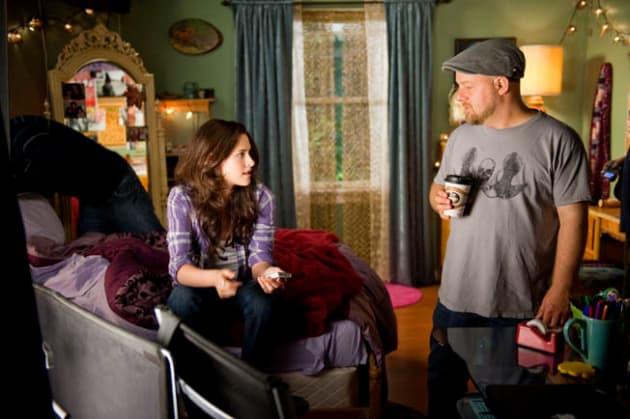 David Slade Directs Kristen Stewart