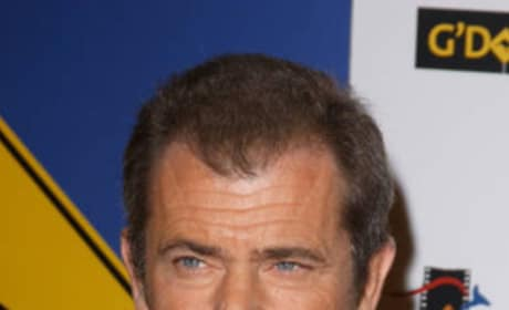 Mel Gibson Looking Good