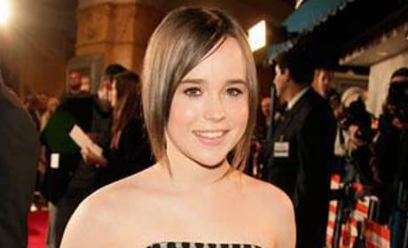 Ellen Page Signs Up for Peacock