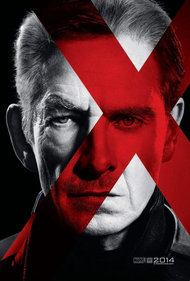 X-Men Days of Future Past Michael Fassbender Ian McKellen