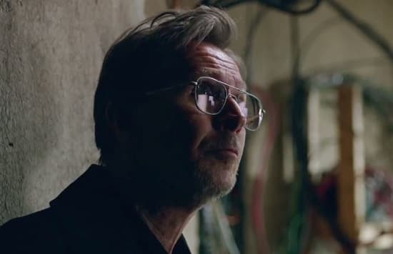 Gary Oldman Dawn of the Planet of the Apes