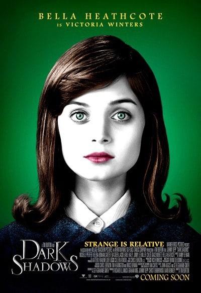 Dark Shadows Bella Heathcote Character Poster