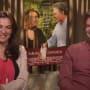 Mark Duplass and Ayelet Zurer in Darling Companion