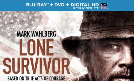 Lone Survivor DVD