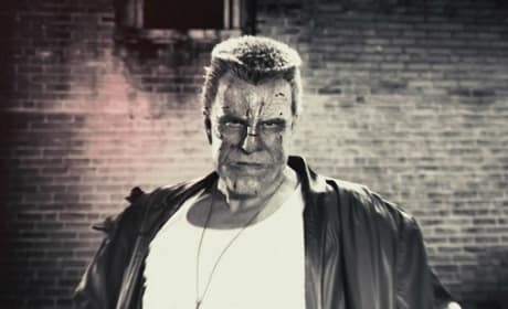 Mickey Rourke Talks Comeback, Sin City and Sin City 2