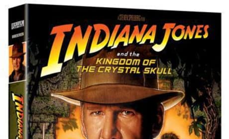 Indiana Jones and the Kingdom of the Crystal Skull DVD News