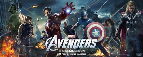 Avengers International Banner