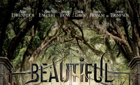 Beautiful Creatures Debuts New Trailer: There's Darkness In You