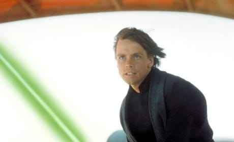 Return of the Jedi Luke Skywalker