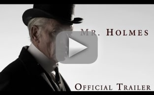 Mr. Holmes Movie Trailer