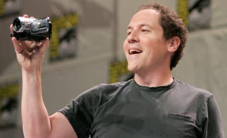 Jon Favreau Comic-Con