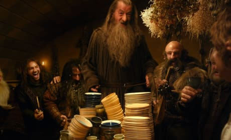 The Hobbit: Watch Six Minutes of New Footage