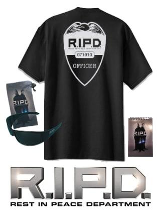 R.I.P.D. Prize