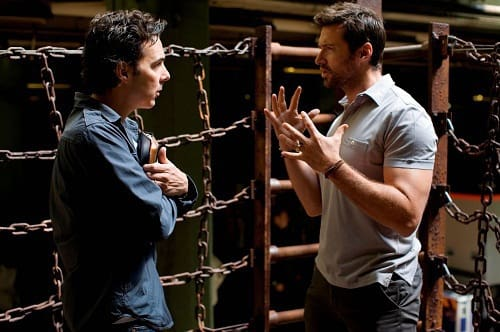 Shawn Levy Directs Hugh Jackman in Real Steel