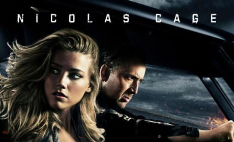 All Hell Breaks Loose on the New Drive Angry Poster!