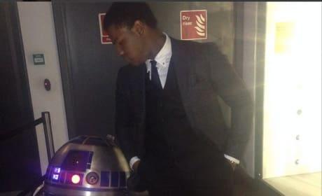 Star Wars Episode VII: It's a Wrap!