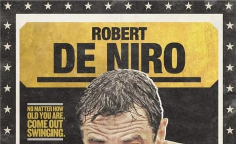 Grudge Match Robert De Niro Poster