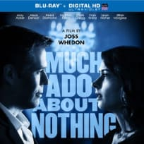 Much Ado About Nothing Blu-Ray/DVD Combo Pack