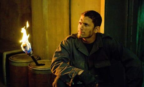 Wentworth Miller as Chris Redfield