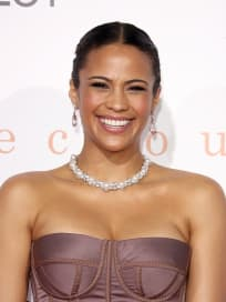 Actress Paula Patton
