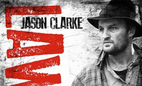 Lawless Character Poster: Jason Clarke