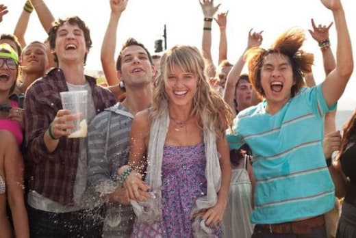 21 and Over Sarah Wright Miles Teller