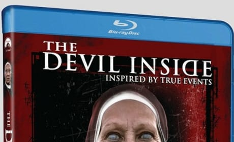 DVD Previews: Devil Inside & The Grey