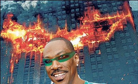 Ridiculous Movie Rumor of the Day: Eddie Murphy as The Riddler