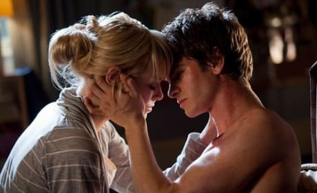 Andrew Garfield Emma Stone The Amazing Spider-Man