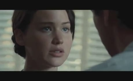 Hunger Games Clip: Katniss Says Bye to Gale