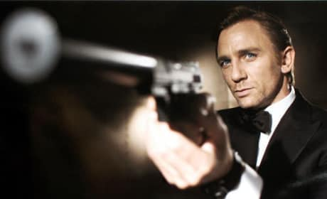 James Bond Part of London's Olympic Opening
