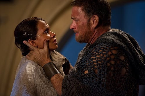 Halle Berry and Tom Hanks Cloud Atlas