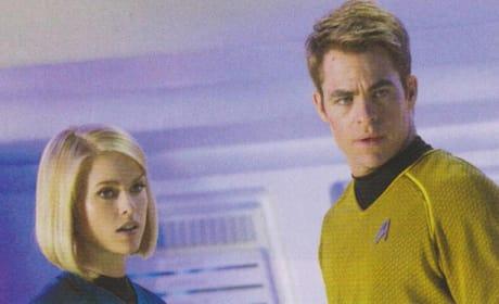 Star Trek Into Darkness Debuts New Images