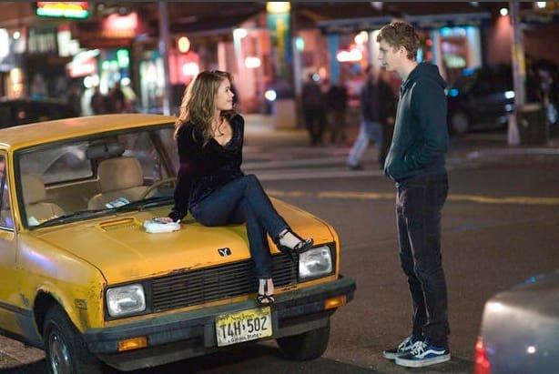 Nick and Tris