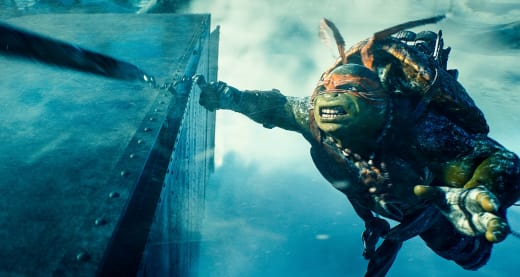 Teenage Mutant Ninja Turtles Raphael Photo